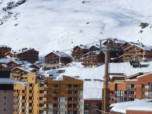 Val Thorens Immobilier - Appartement Les Balcons-Val-Thorens-Immobilier-Appartement-Les-Balcons