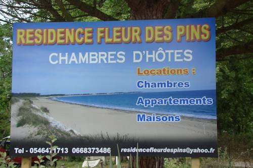 Résidence La Fleur des Pins-Residence-La-Fleur-des-Pins