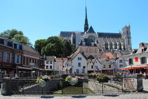 Appart'City Amiens Gare Cathédrale-Appart-City-Amiens-Gare-Cathedrale