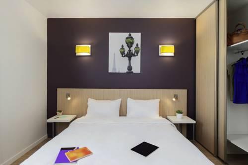 Aparthotel Adagio Access Paris Clichy-Aparthotel-Adagio-Access-Paris-Clichy
