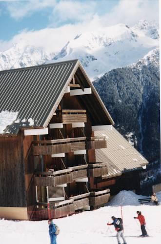 La résidence du Pleynet aux 7 Laux-La-residence-du-Pleynet-aux-7-Laux