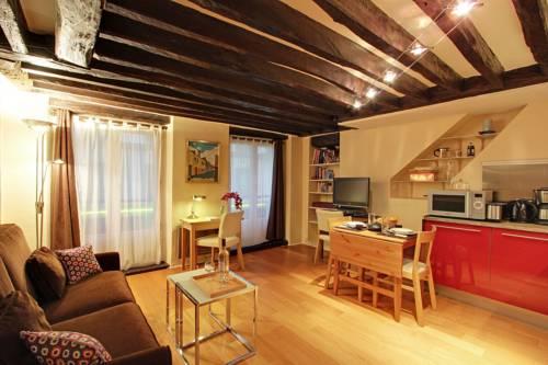 Parisian Home - Appartements Montorgueil, 1 bedroom-Parisian-Home-Appartements-Montorgueil-1-bedroom