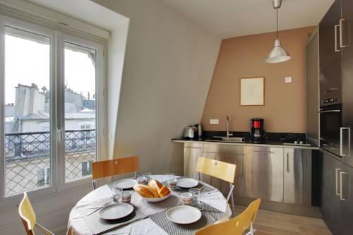 Parisian Home - Appartements Montorgueil Apartment-Parisian-Home-Appartements-Montorgueil-Apartment