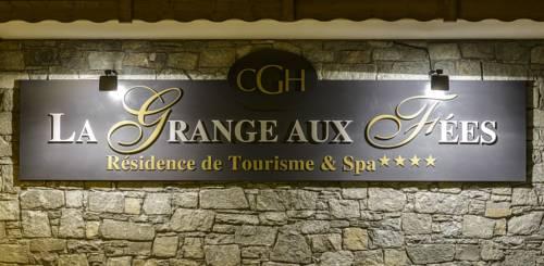 CGH Résidences & Spas La Grange aux fées-CGH-Residences-Spas-La-Grange-aux-fees