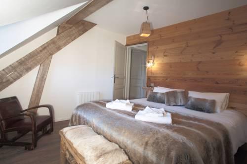 Appart'hôtel Chalet la Fedora-Appart-hotel-Chalet-la-Fedora
