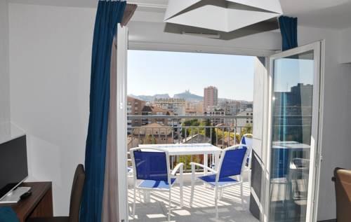 Appart'Hotel Odalys Blancarde-Appart-Hotel-Odalys-Blancarde