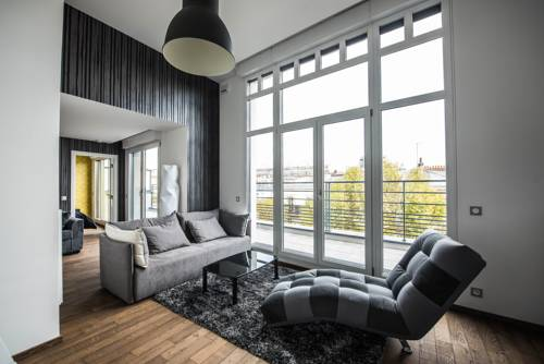 Les Appartements Paris Clichy-Les-Appartements-Paris-Clichy