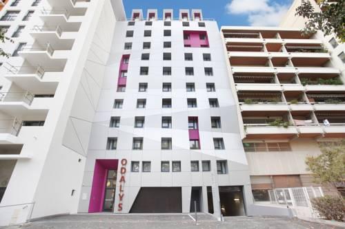 Appart'Hotel Odalys Le Dôme-Appart-Hotel-Odalys-Le-Dome