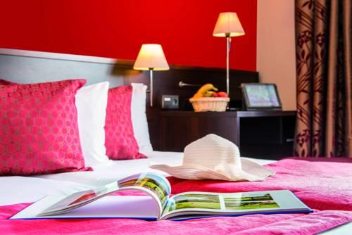 Hôtel Résidence & Spa Vacances Bleues La Villa du Lac-Hotel-Residence-Spa-Vacances-Bleues-La-Villa-du-Lac