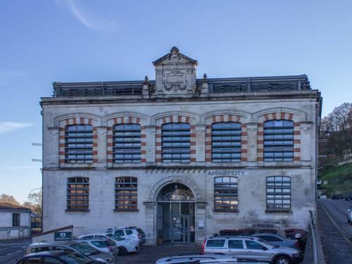 Appart'City Angouleme-Appart-City-Angouleme