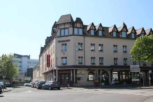 Hotel Normandy-Hotel-Normandy