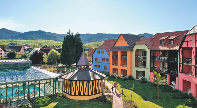 Résidence Pierre Et Vacances Le Clos D'Eguisheim-Residence-Pierre-Vacances-Le-Clos-d-Eguisheim