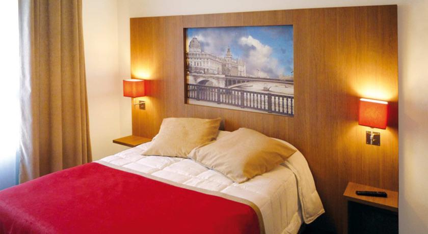 Residhome Apparthotel Paris Guyancourt-Residhome-Paris-Guyancourt