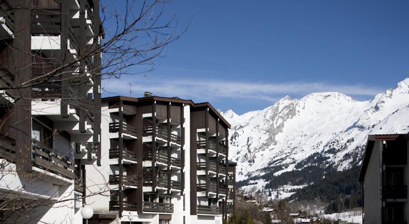 Résidence Maeva  La Perriere-Residence-La-Perriere
