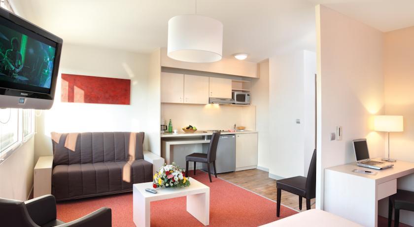 Park And Suites Élégance Grand M Montpellier-Park-Suites-Elegance-Montpellier