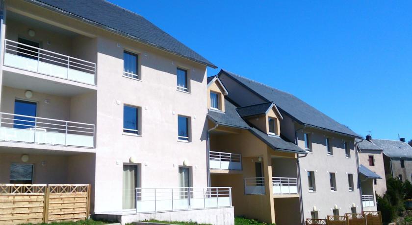 Residence Les Balcons Du Sancy-Aux-Balcons-du-Sancy