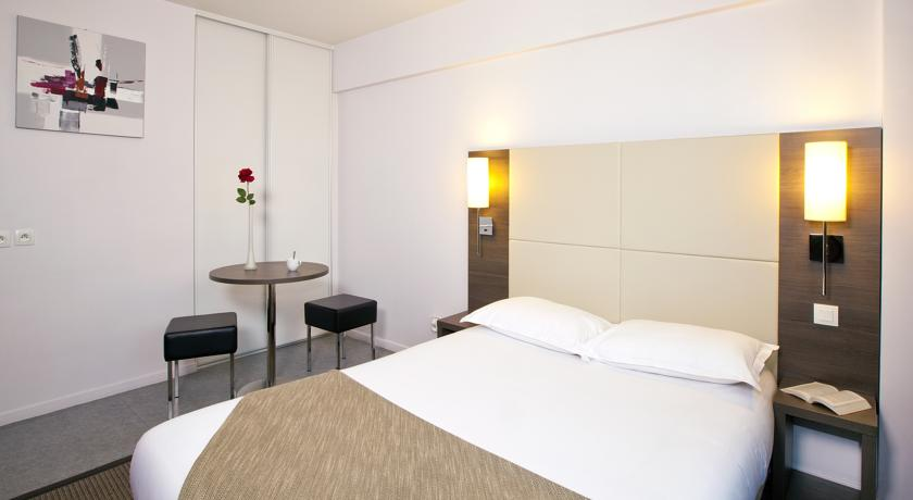 Séjours Et Affaires Apparthotel Lille Europe-Sejours-Affaires-Lille-Europe