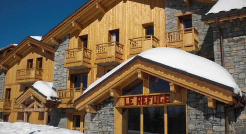 Chalet Le Refuge-Le-Refuge