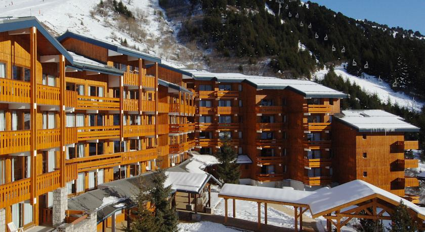 Residence Pierre Et Vacances Premium Les Crets-Pierre-Vacances-Premium-les-Crets