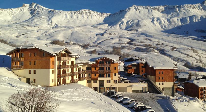 Résidence Goelia   Les 4 Vallées -Goelia-Les-4-Vallees