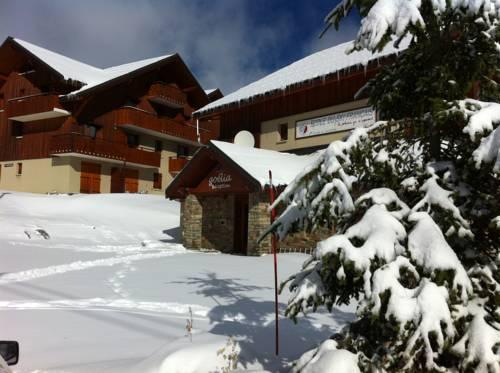 Résidence Goelia   Les Chalets De La Toussuire-Residence-Goelia-Les-Chalets-de-la-Toussuire