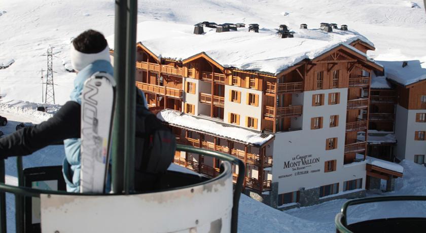 Le Chalet Du Mont Vallon Spa Resort-Le-Chalet-du-Mont-Vallon-Spa-Resort