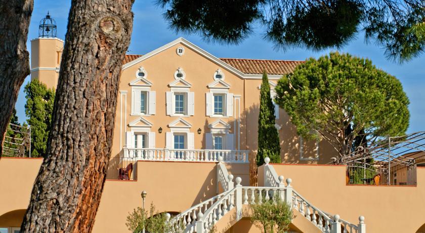 Hôtel Club Vacanciel De Roquebrune-Hotel-club-Vacanciel-Roquebrune