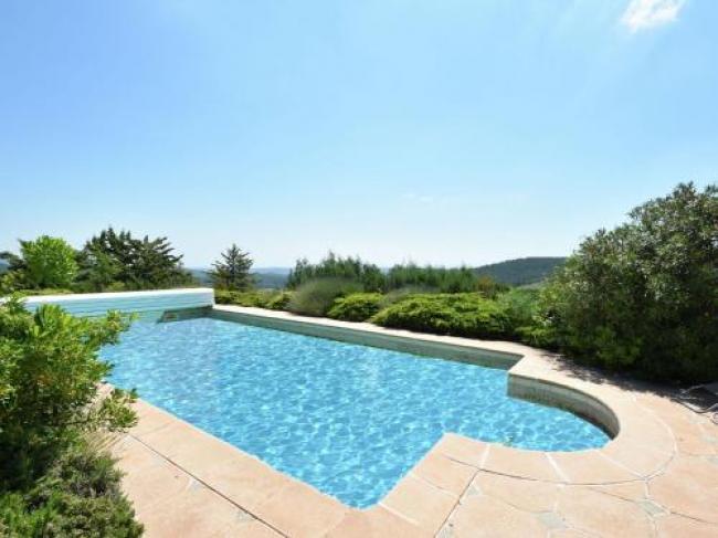 Beautiful Villa in Berlou South of France with Verandah-Villa-La-Mausse