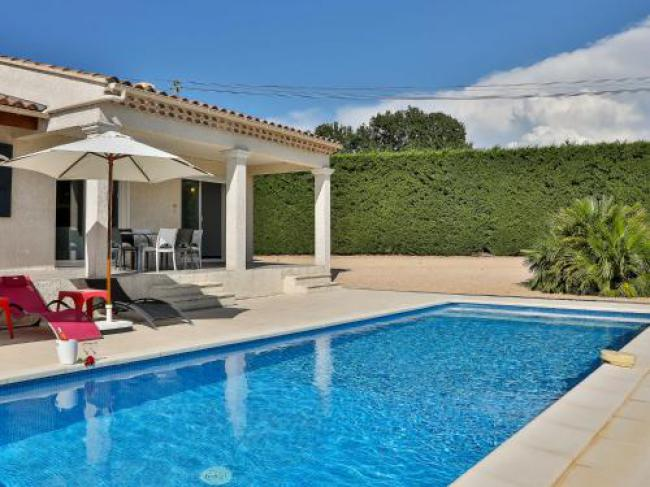 Detached Villa in Cairanne Provence with Private Pool-Entre-Vignes-Et-Oliviers