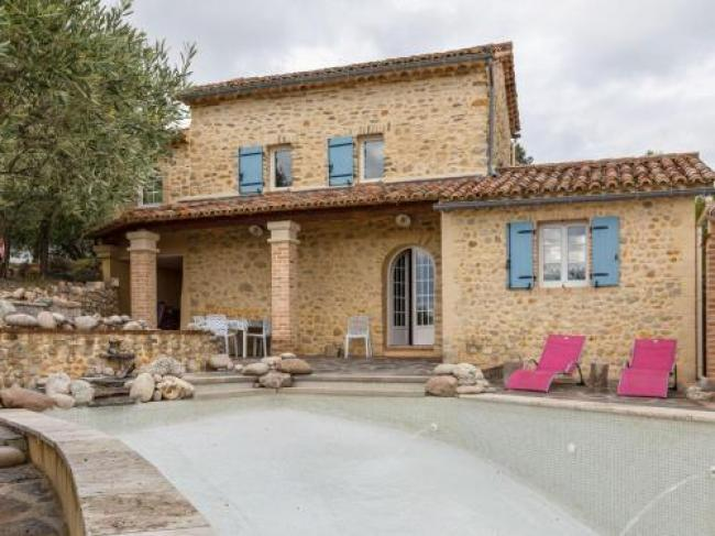 Heritage Villa in Les Mages with Private Pool-Le-Mas-Enchanteur