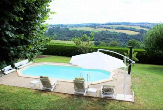 Villa with 6 bedrooms in MurdeBarrez with private pool enclosed garden and WiFi-Holiday-home-Chemin-du-Verdier
