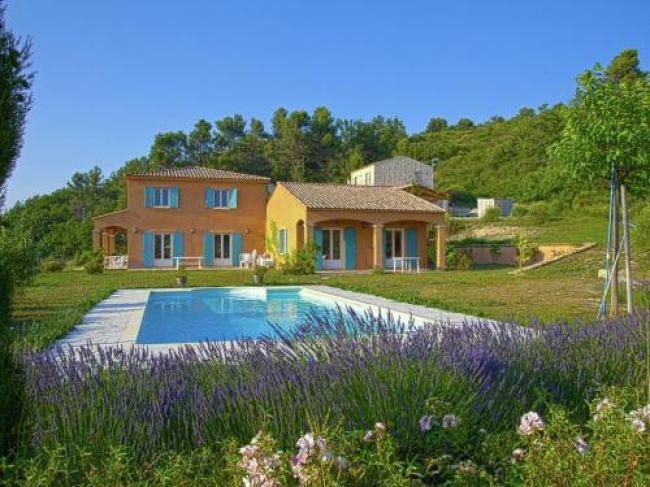 Spacious Family Villa in Provence with Private Pool-La-Combette-Totale