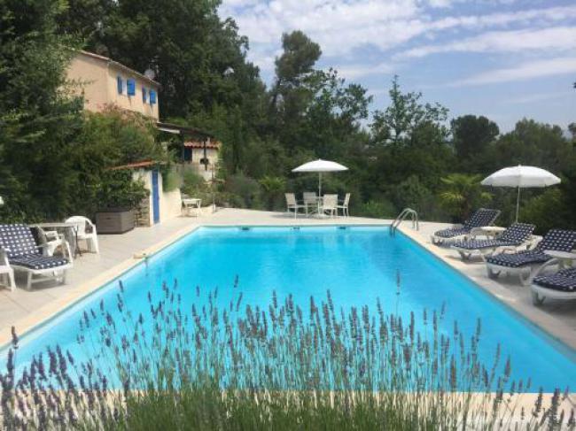 Beautiful Villa in Sillans-la-Cascade with Private Pool-Villa-Sillans-La-Cascade