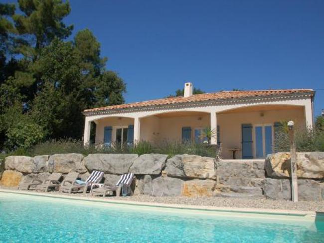 Villa in Vinezac with large private pool-Villa-Lavandula
