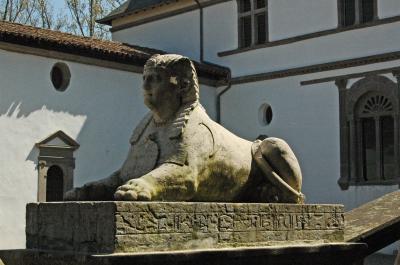 Rozier en Donzy Château de la Bastie d'Urfé