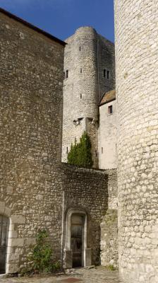 Chevry en Sereine Château-musée de Nemours
