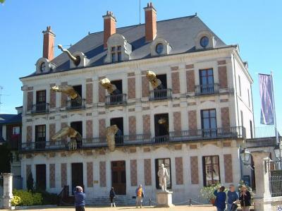 Loir et Cher Maison de la Magie