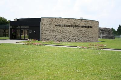 Blandouet Musée Archéologique Départemental de Jublains
