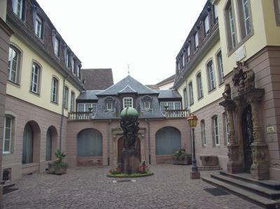 Wickerschwihr Musée Bartholdi