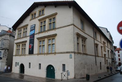 Saint Martin de Hinx Musée Basque et de l'Histoire de Bayonne