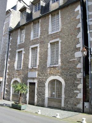 Lahourcade Musée Bernadotte