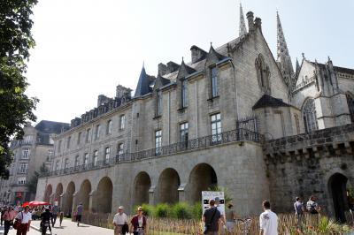 Plomelin Musée Départemental Breton