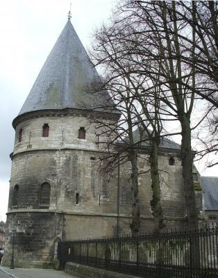 Saint Arnoult Musée Départemental de l'Oise