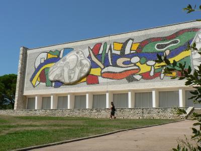 Antibes Musée Fernand Léger