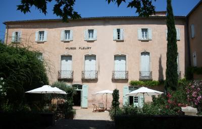 Roqueredonde Musée Fleury