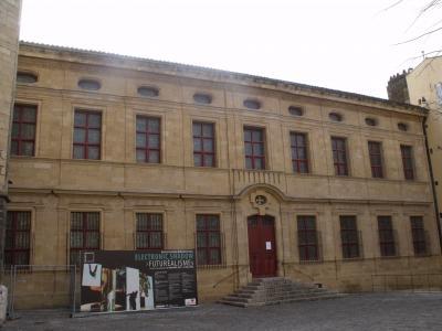 Le Puy Sainte Réparade Musée Granet