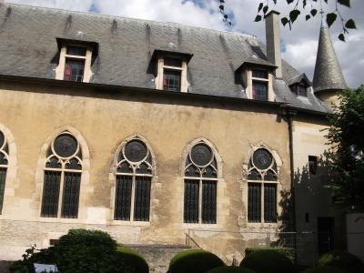 Cormontreuil Musée Hôtel le Vergeur