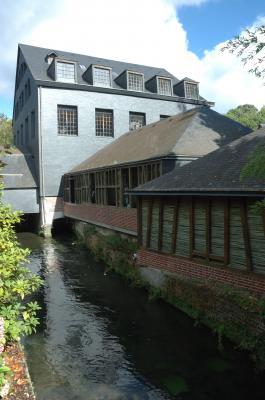 Biville la Baignarde Musée Industriel de la Corderie Vallois