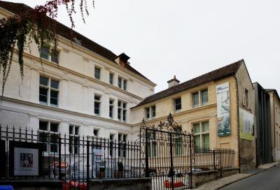Courchamps Musée Jean de la Fontaine