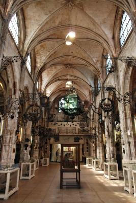 Saint Denis le Thiboult Musée Le Secq des Tournelles